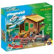 Playmobil Wild Life 9320 Kalandos vakáció a tónál