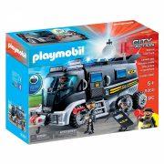 Playmobil City Action 9360 Speciális Egység kamionja (SWAT Kamion)