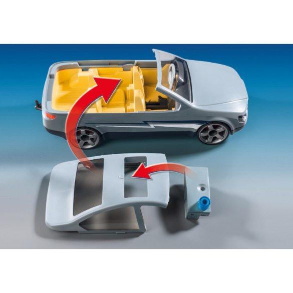 Playmobil City Action 9361 Speciális Egység ügynöki kocsija (SWAT ügynöki autó)
