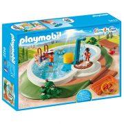 Playmobil Family Fun 9422 Családi medence