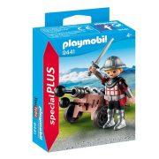 Playmobil Special Plus 9441 Páncélos lovag ütegágyúval