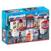 Playmobil City Action 9451 Múzeumrablás