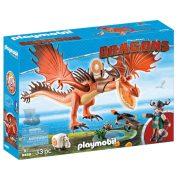 Playmobil Dragons 9459 Takonypóc és Kampó