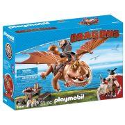 Playmobil Dragons 9460 Halvér és Bütyök