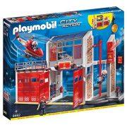 Playmobil City Action 9462 Óriás tűzoltóállomás
