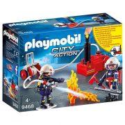 Playmobil City Action 9468 Tűzoltó vízpumpa
