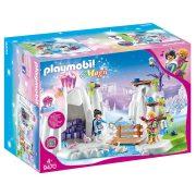 Playmobil Magic 9470 Jéghercegnő és Tavaszherceg találkája