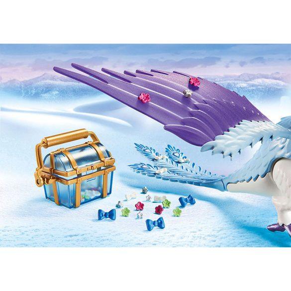 Playmobil Magic 9472 Hideghegyi fõnixmadár
