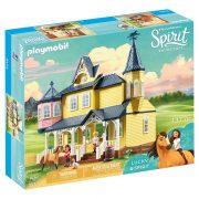 Playmobil Spirit 9475 Lucky boldog otthona