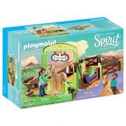 Playmobil Spirit 9479 Pru és Chica Linda boxa