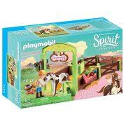 Playmobil Spirit 9480 Abigail és Boomerang boxa