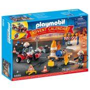 Playmobil City Action 9486 Adventi naptár
