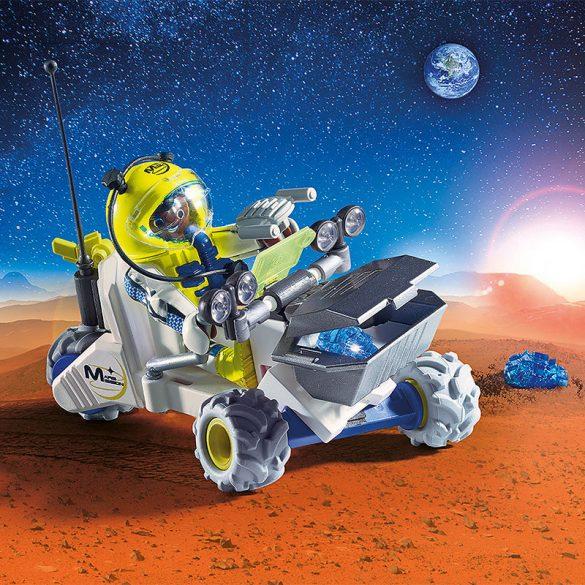 Playmobil Space 9491 Háromkerekű Mars-rover