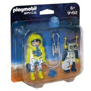 Playmobil Space Duo Pack 9492 Űrhajós és robot