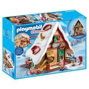 Playmobil Christmas 9493 Karácsonyi sütigyár