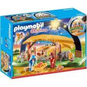 Playmobil Christmas 9494 Betlehemi jászol és csillag