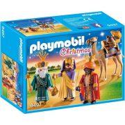 Playmobil Christmas 9497 Három napkeleti bölcs