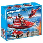 Playmobil City Action 9503 Speciális tűzoltók