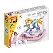 Quercetti Pixel Evo Lányos pötyikészlet hordtáskában