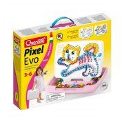 Quercetti Pixel Evo Lányos pötyikészlet (300 db-os)