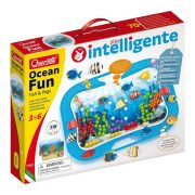 Quercetti Ocean Fun - Halak pötyi (320db-os)