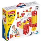 Quercetti Cuboga golyós készségfejlesztő (28db-os)