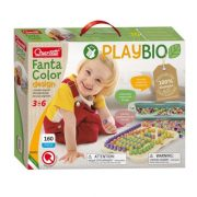 Quercetti FantaColor Design Play Bio pötyi szett (162 db-os)