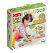 Quercetti FantaColor Baby Play Bio pötyi szett (28 db-os)