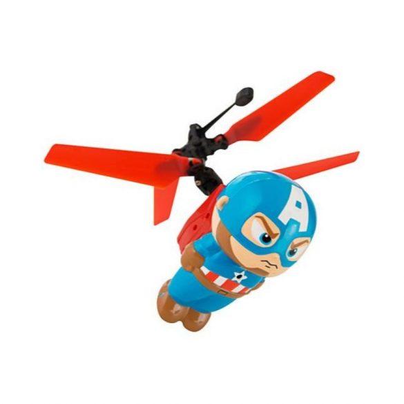 Amerika kapitány heliball helikopter figura