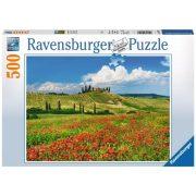 Ravensburger 14700 puzzle - Toszkán nyár (500 db-os)