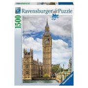 Ravensburger 16009 puzzle - A Big Ben cicája (1500 db)