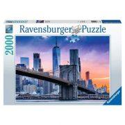Ravensburger 16011 puzzle - New York (2000 db)