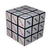 Rubik színes szövegkocka (3x3)