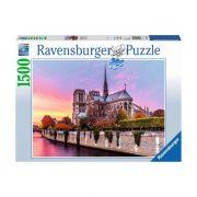 Ravensburger 16345 puzzle - Notre Dame (1500 db-os)