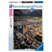 Ravensburger 15995 Deutschland Collection puzzle - Dóm, Köln (1000 db)