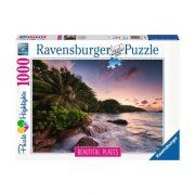Ravensburger 15156 puzzle - Praslin szigete (1000 db-os)