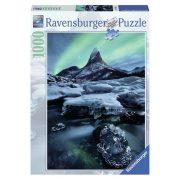 Ravensburger 19830 puzzle - Stetind, Norvégia (1000 db)