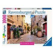 Ravensburger 14975 Highlights puzzle - Mediterrán Franciaország (1000 db)