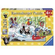 Ravensburger 08863 puzzle - Kisvakond (2x24 db-os)