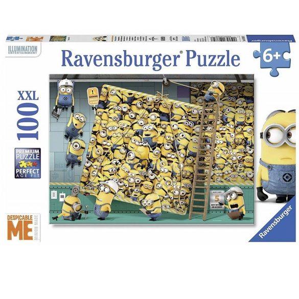 Ravensburger 10785 XXL puzzle - Minyonok (100 db-os)