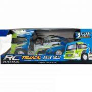 Távirányítós verseny teherautó
