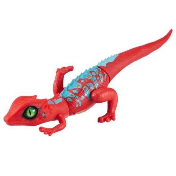 Robo Alive robot állatok - Gyík (piros)