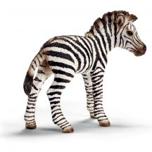 Schleich Wild Life Safari 14393 Zebracsikó (XS)