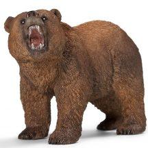 Schleich Wild Life Forest 14685 Grizzly medve (XL)