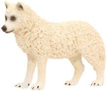 Schleich Wild Life 14742 Északi-sarkvidéki farkas (L)