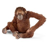 Schleich Wild Life 14775 Nőstény orángután