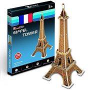 CubicFun S3006H 3D mini puzzle - Eiffel-torony (20 db-os)