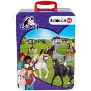 Schleich Horse Club 3115 Állattartó bőrönd