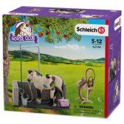 Schleich Horse Club 42104 Mosóhely