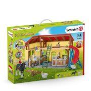 Schleich Farm World 42485 Lóistálló